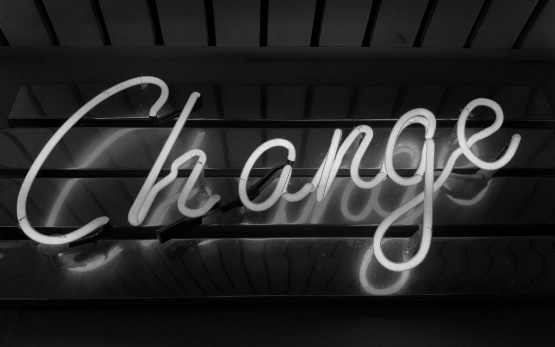 Gestionar el cambio