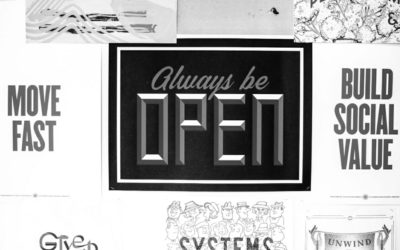 Construir negocios pensando en Agilidad